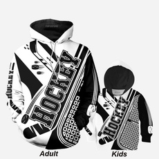 kidshoodie, hockeyhoodie, Sleeve, Long Sleeve