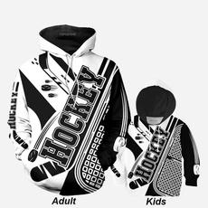 kidshoodie, hockeyhoodie, Sleeve, Long Sleeve