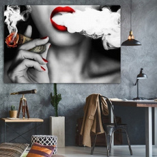 painting, Canvas, Home & Living, wallpicture