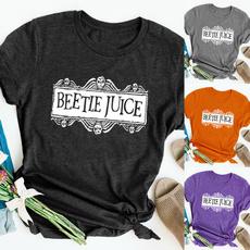 beetlejuice, Shorts, beetlejuiceshirt, Sleeve