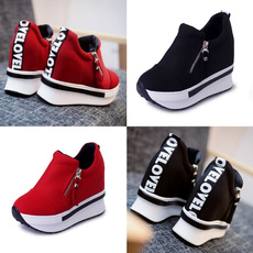 casual shoes, wedge, Fashion, Womens Shoes
