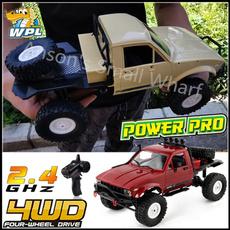Toy, Remote Controls, 4wd, rccar