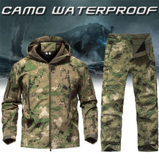 Jacket, hooded, Hunting, Sports & Outdoors