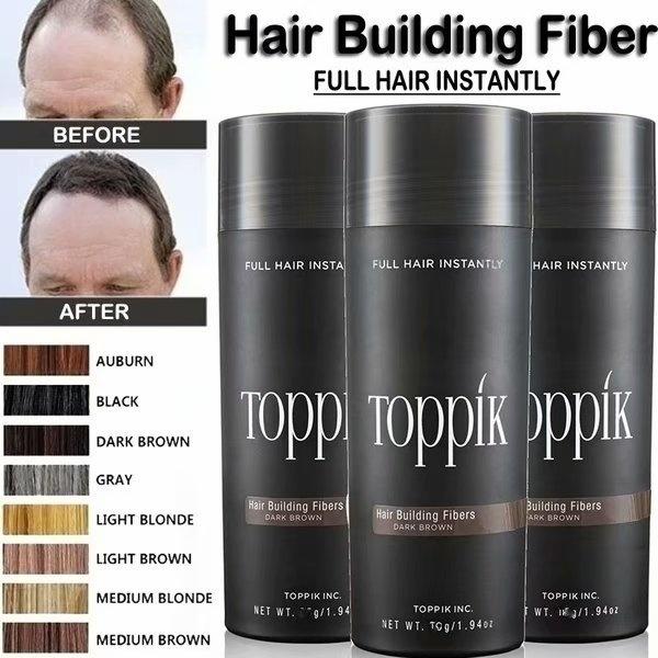 Fiber, unisex, thinninghairconcealer, Hair Accessories