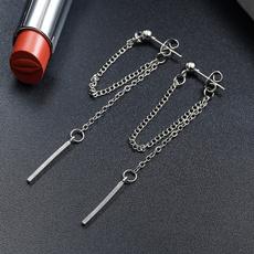 Tassels, Fashion, Dangle Earring, simpleearring
