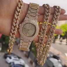 hip hop jewelry, Jewelry, gold, Miami