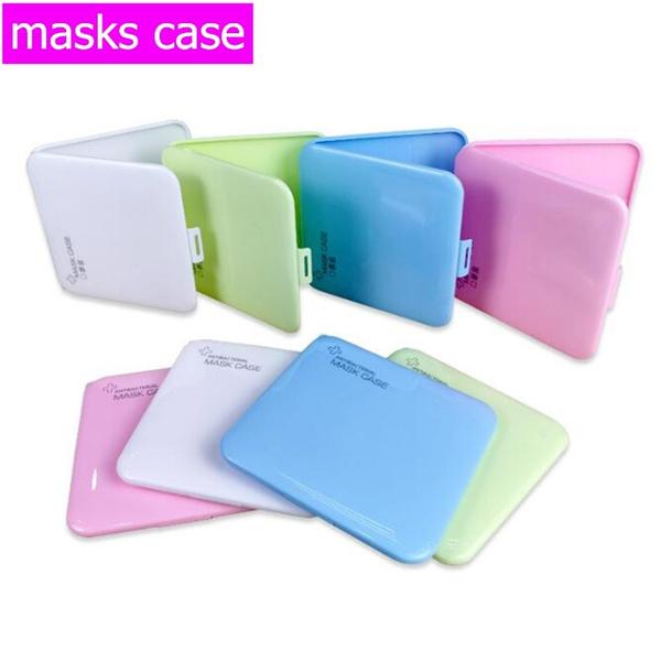 Box, maskstoragecase, maskcase, portable