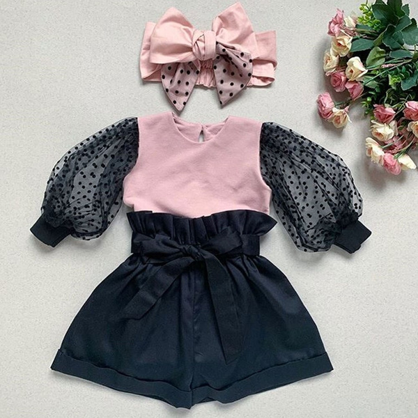 kidsgirlclothingset, Baby Girl, Fashion, babygirloutfit