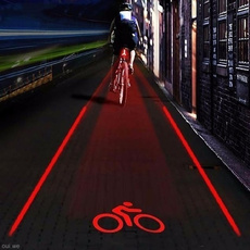 ledreartaillight, bikeaccessorie, Bicycle, led
