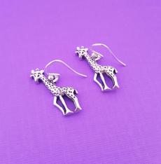 popularearring, Fashion Accessory, giraffeearring, dangledropearring