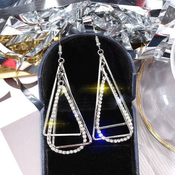silver plated, Hoop Earring, Jewelry, Gifts