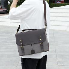 Shoulder, Bags, leatherbagsformen, daliybag