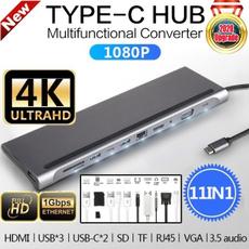 typechub, Converter, Hdmi, Adapter