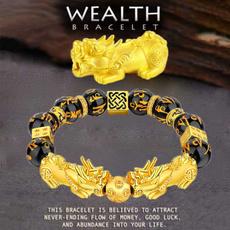 pixiu, golden, Jewelry, Gifts