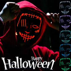 Funny, Cosplay, partymask, Glow