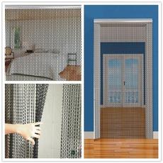 fly, aluminium, Door, Chain