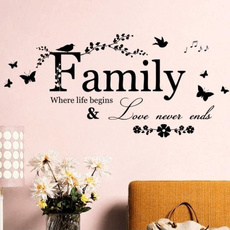 decorationspaper, Love, Family, Waterproof