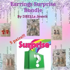 Earring, storeupload, Jewelry, surprise