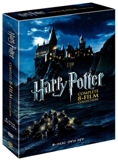 harrypotterdvd, Harry Potter