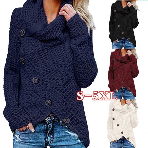 jerseymujer, Plus Size, sweaters for women, pullover women