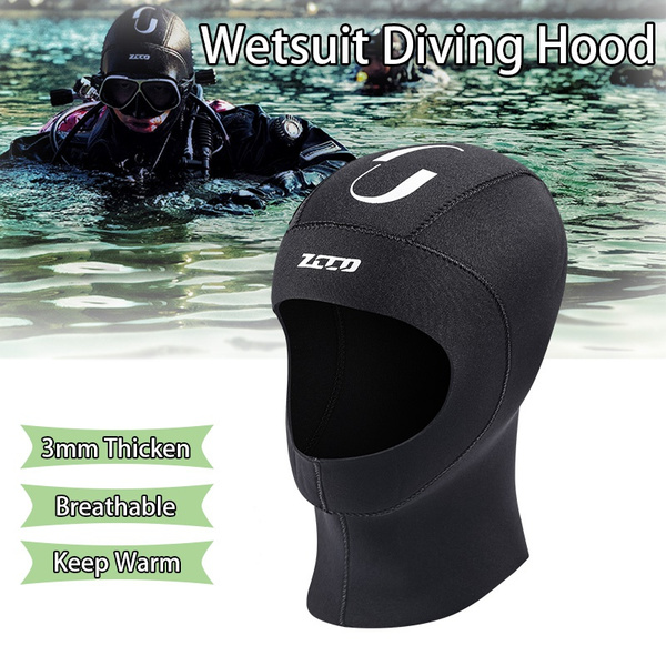 divingsuit, Surfing, unisex, wetsuithood