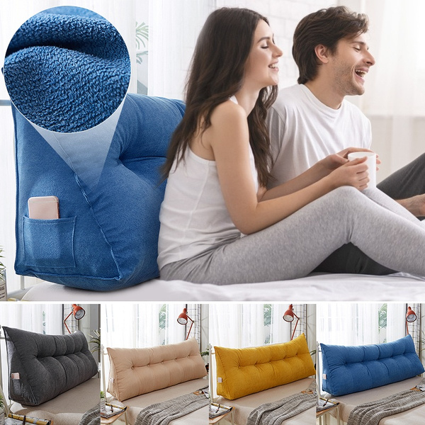 wedge, backrest, wedgetriangularpillow, bedbackrest