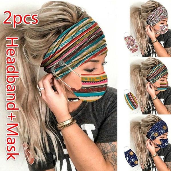 dustproofmask, headhand, buttonheadhand, washablemask