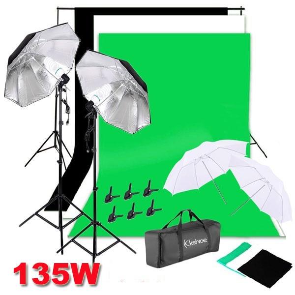 whiteumbrella, Jewelry, backdropclamp, softboxreflector