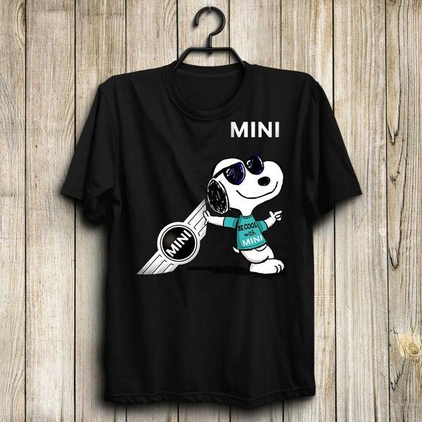 Mini, Fashion, Shirt, Cars