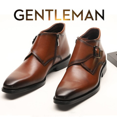 ankle boots, dress shoes, Leather Boots, leather shoes