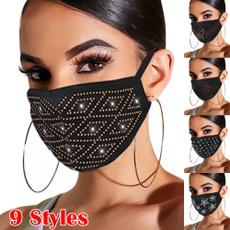 sunproof, Funny, Fashion, unisexprintmask