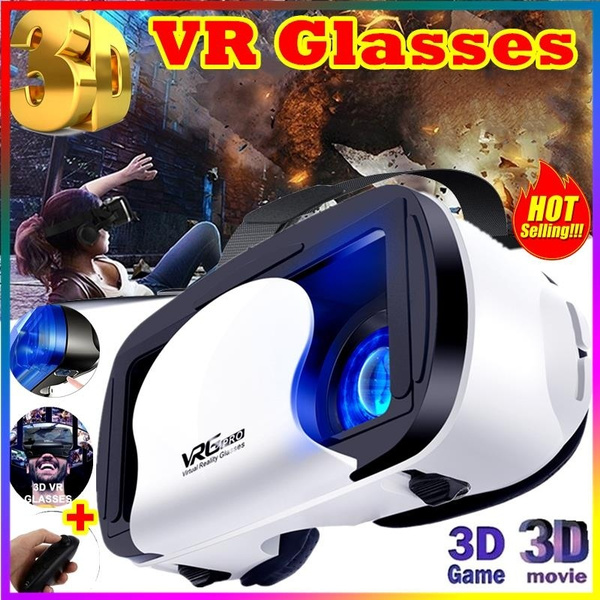 vrglasse, virtualrealityglasse, Headset, 3dglasse