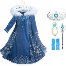 Blues, frozendresscostume, Cosplay, Princess