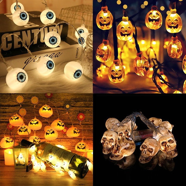 halloweencandyjar, led, Halloween, Bat