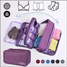 Waterproof, Travel, Storage, underwearstorage