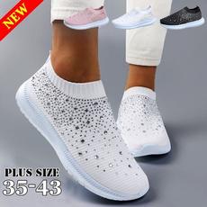 Sneakers, Plus Size, Sports & Outdoors, sparklyshoe