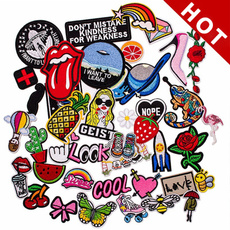 Iron, Jacket, Fashion, fabricsticker