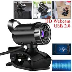 Laptop, Webcams, Microphone, Computers