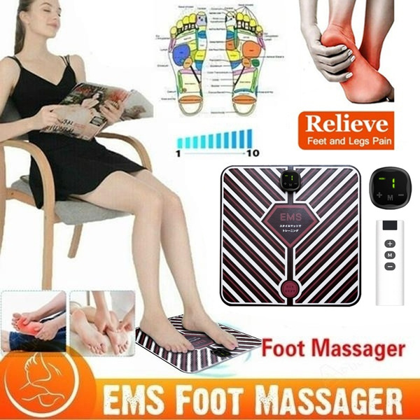 em, footmassager, Remote Controls, Electric