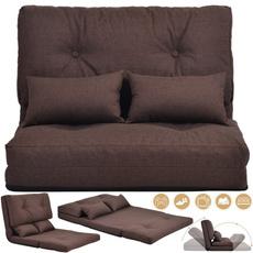 Indoor, fur, adjustablesofa, portablecampingchair