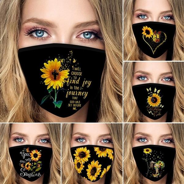 butterfly, Summer, dustproofmask, mouthmask
