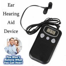 soundamplifier, Pocket, Earphone, hearingaid
