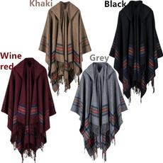 hooded, hippie, Gel, Shawl