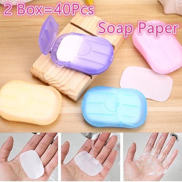 Box, Mini, Bathroom, soapbox