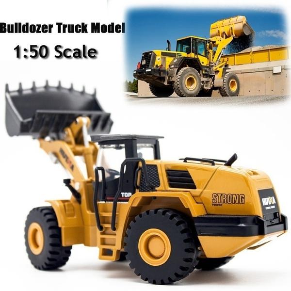 bulldozer, Toy, Christmas, Gifts