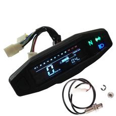 motorcycleaccessorie, Mini, motorcycleodometer, motorcyclespeedometer