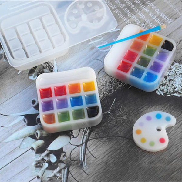 mould, Palette, Silicone, palettemold