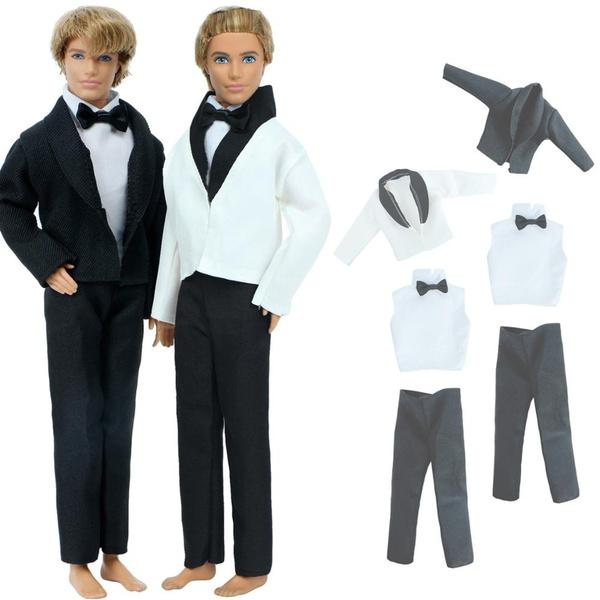 businesssuit, barbiekensuit, weddingclothe, doll