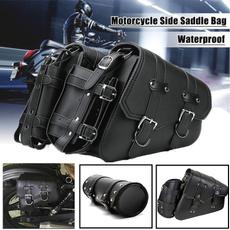 motorcycleluggage, leathersaddlebag, Motorcycle, pouchbag