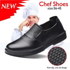 non-slip, dress shoes, kitchenshoe, Fashion